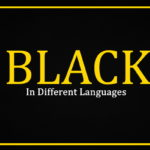 black-in-different-languages