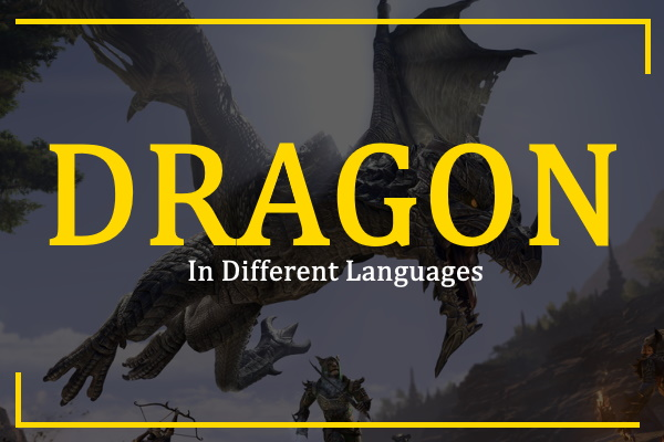 dragon-in-different-languages
