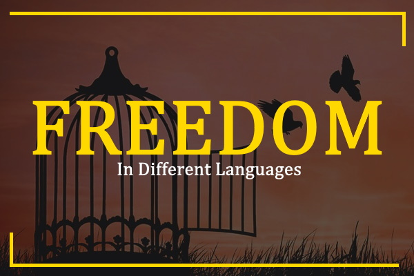 freedom-in-different-languages