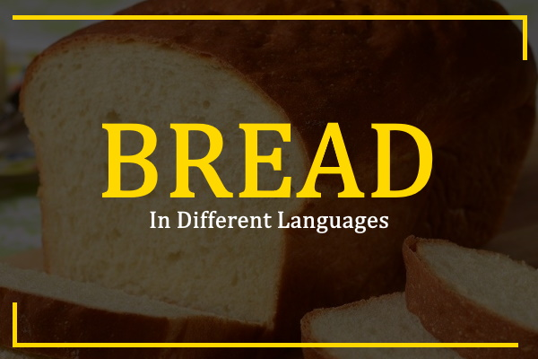 Photo of How to Say Bread in Different Languages