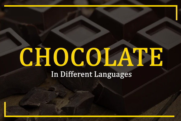 chocolate-in-different-languages