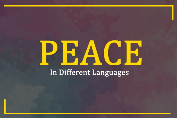 peace-in-different-languages
