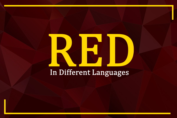 red-in-different-languages