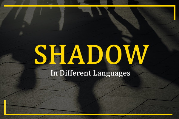 shadow-in-different-languages