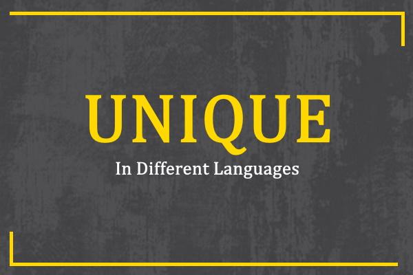 unique-in-different-languages