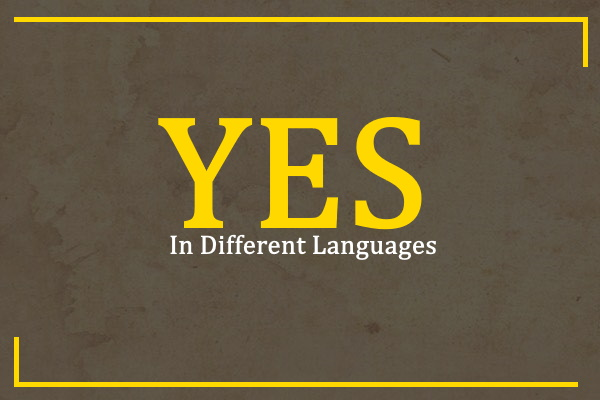 yes-in-different-languages