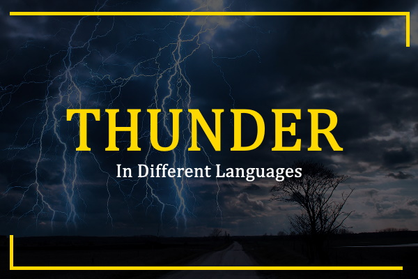 thunder-in-different-languages