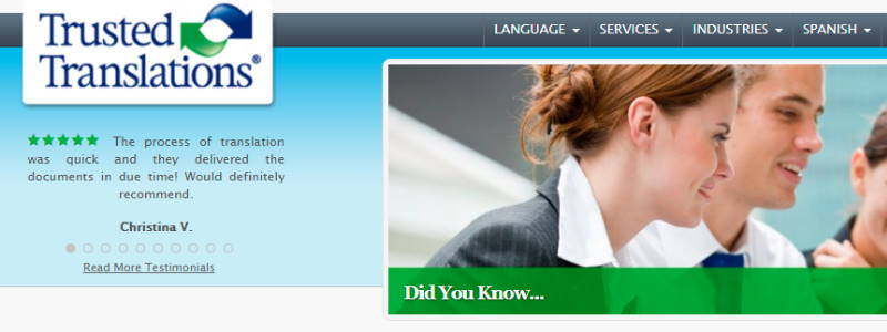 trusted-translation-service